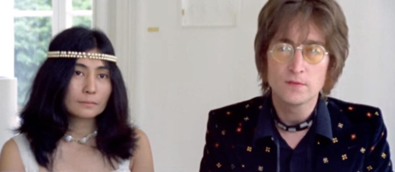 """Album Johna Lennona """"Imagine"""" nagrany w całości przez dreampopowy zespół GEMS"""