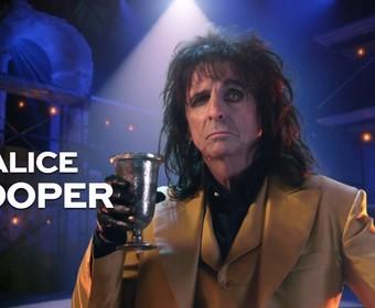 Alice Cooper w roli Heroda w Jesus Christ Super Star