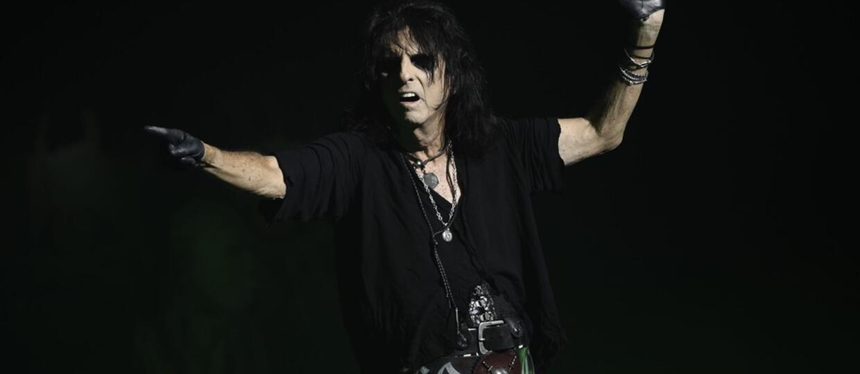 """Alice Cooper zaprezentował singiel """"Paranoiac Personality"""""""