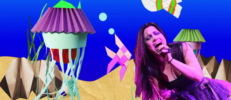 """Amy Lee pokazała animowany klip do """"Dream Too Much"""""""