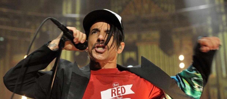 Anthony Kiedis trafił do szpitala