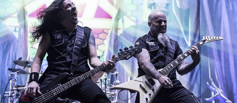 Anthrax: Wcale nie myślimy, żeby rock umierał