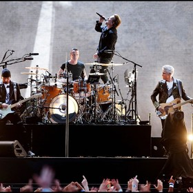 Aplikacja na telefon pozwoli poczuć atmosferę koncertu U2 bez wychodzenia z domu