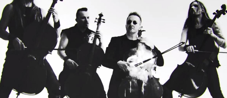 """Apocalyptica udostępniła klip do """"Battery"""" Metalliki"""