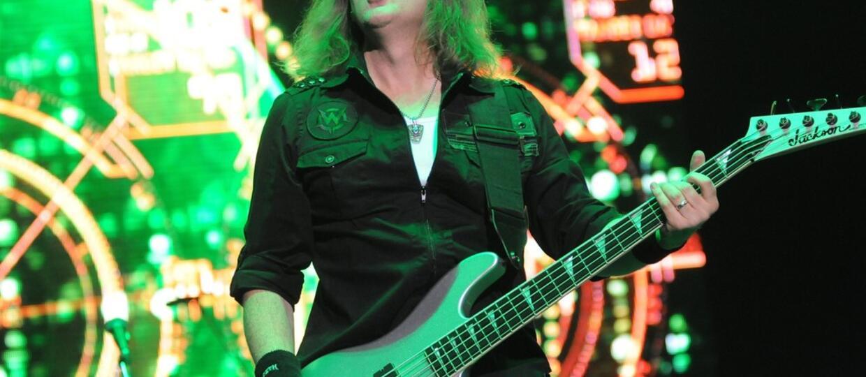 Basista Megadeth: Muzyka to dar od naszego stwórcy