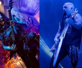 Behemoth będzie supportem Slayera na jego ostatniej trasie