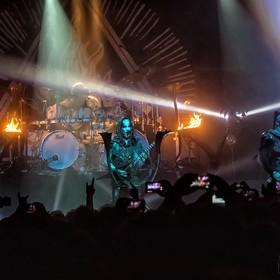 """Behemoth ujawnił szczegóły DVD/CD """"Messe Noire"""""""