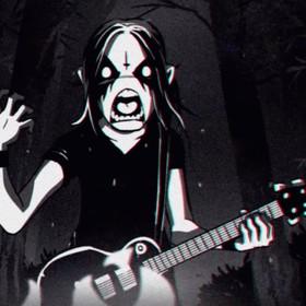 """Belzebubs, komiksowy zespół blackmetalowy zaprezentował teledysk do utworu """"Blackened Call"""""""