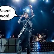Billie Joe Armstrong (Green Day) do fana: Pie*rz się, ty głupi kawałku gó*na