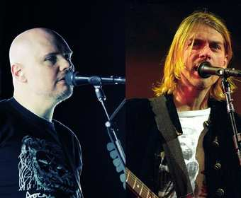 "Billy Corgan: Kurt ukradł riff ze ""Smells Like Teen Spirit"" grupie Boston"