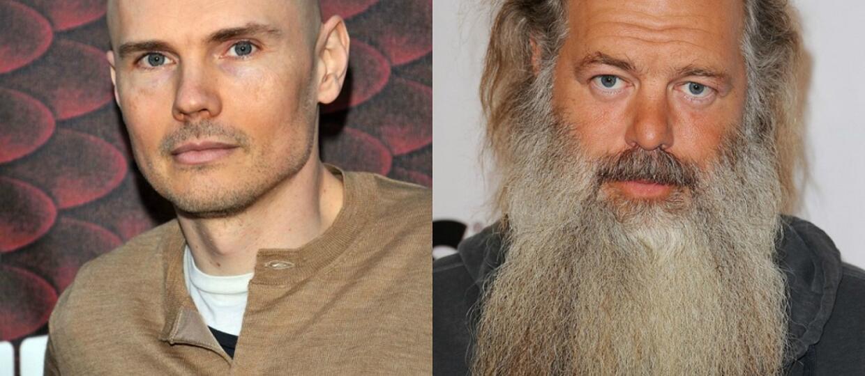 Billy Corgan nagrał płytę z Rickiem Rubinem