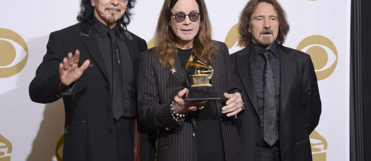 Black Sabbath z Grammy