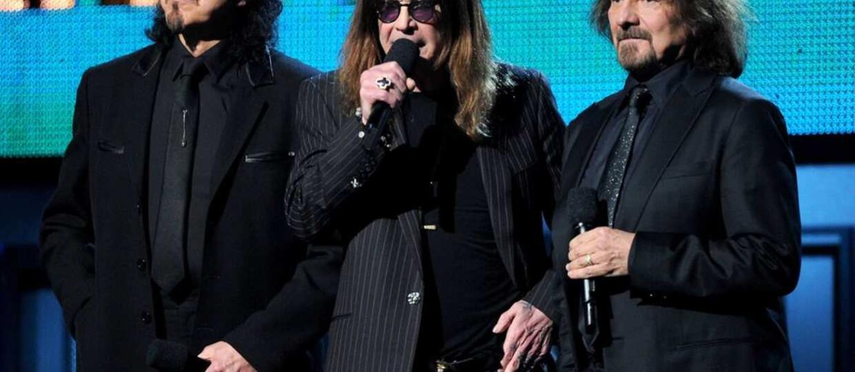 "Black Sabbath wyda pożegnalny album ""The End"""