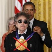 Bob Dylan nie pojawił się na spotkaniu dla noblistów z Barackiem Obamą