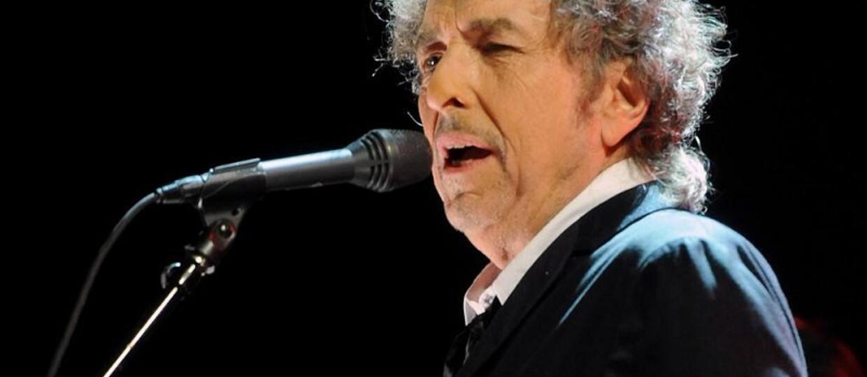 Bob Dylan został laureatem literackiej nagrody Nobla