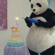 Panda i bomba w torcie urodzinowym. Muzycy All Time Low mieli pecha w nowym klipie