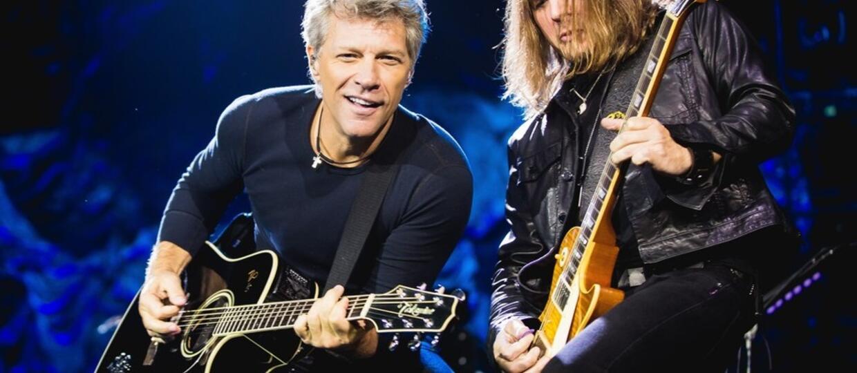 Bon Jovi wyda album w marcu 2016