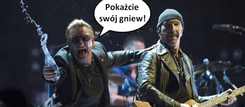 Bono (U2): Muzyka stała się zbyt dziewczyńska, a rockowi brakuje gniewu młodych