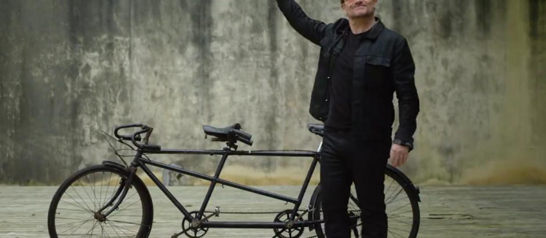 Bono zaprasza na przejażdżkę rowerową