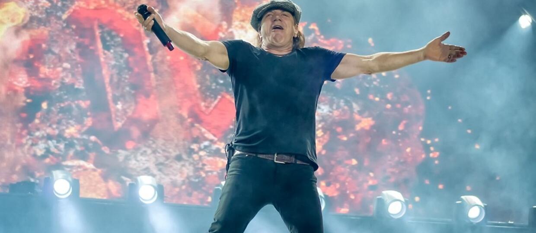 Brian Johnson: Nie chciałem przynieść wstydu AC/DC