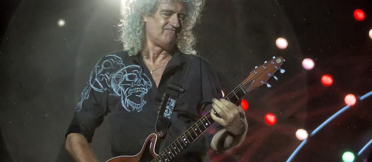 Brian May z Queen