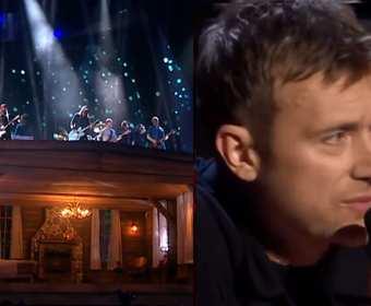 Brit Awards 2018: Foo Fighters odtworzył na żywo teledysk, Damon Albarn z Gorillaz skrytykował Brexit