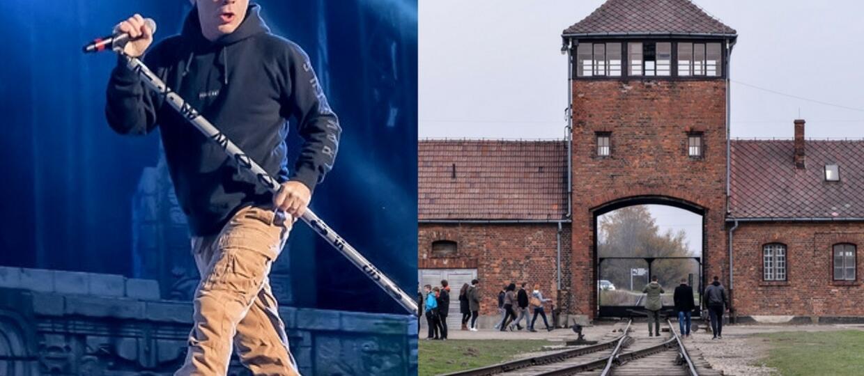 Bruce Dickinson: Jesteśmy o krok od nowego Auschwitz