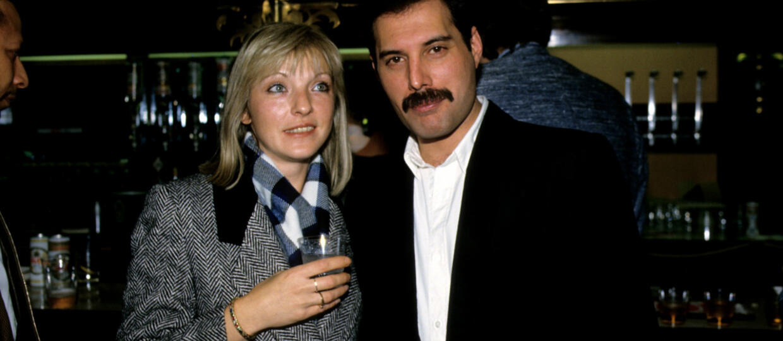 Freddie Mercury i Mary Austin