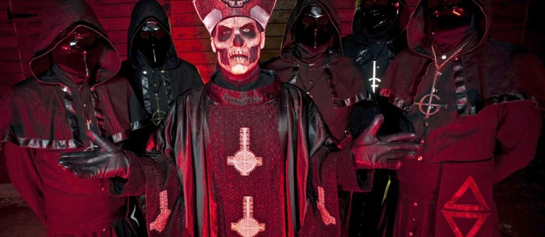 Byli muzycy Ghosta pozwali Papę Emeritusa