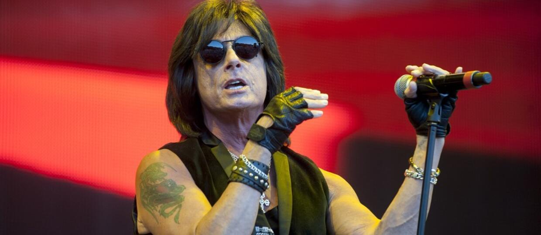 Były wokalista Deep Purple miał atak serca. Trafił do szpitala na Białorusi