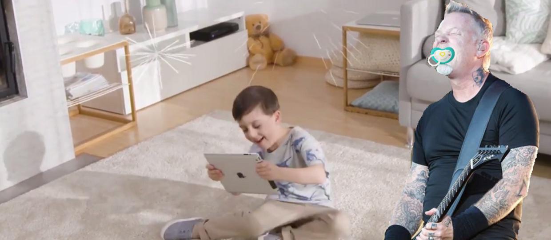 Chcesz, żeby dziecko wyrosło na drugiego Hetfielda? Platforma e-learningowa dla dzieci ma w tym pomóc