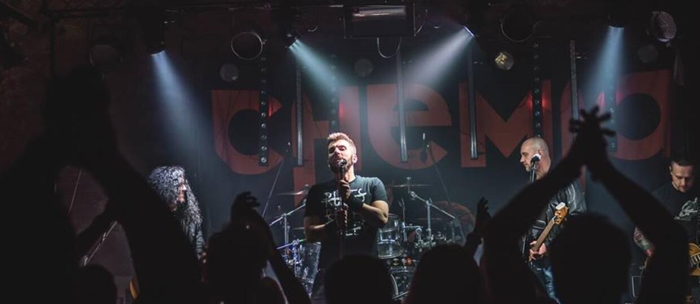 Chemia z nowym wokalistą wystąpi w Stanach Zjednoczonych