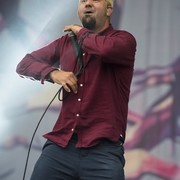Chino Moreno zagra koncert w wulkanie