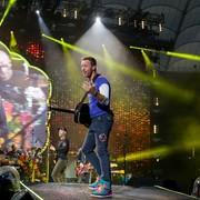 Chris Martin z Coldplay
