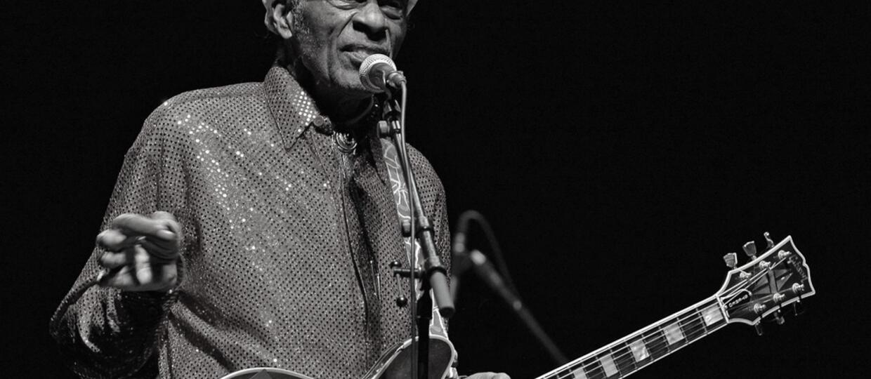 Chuck Berry nie żyje. Miał 90 lat