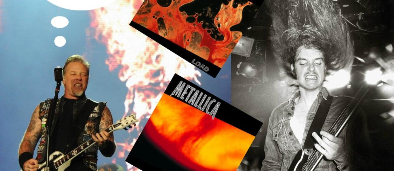 Co Cliff Burton pomyślałby o Metallice lat 90.?