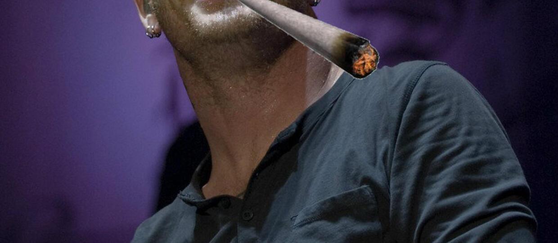 Co ćpał Corey Taylor?