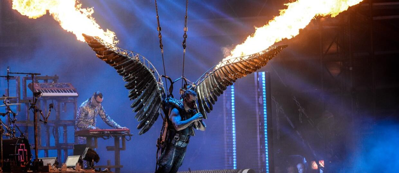 Co fani przygotowali dla Rammsteina z okazji wrocławskiego koncertu?