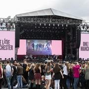 Coldplay i Liam Gallagher wystąpili na koncercie charytatywnym dla ofiar zamachu w Manchesterze