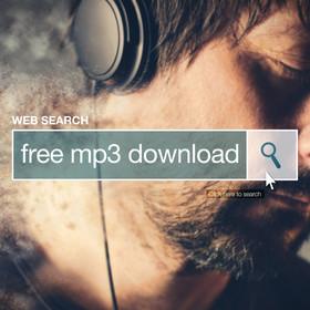 Coraz mniej Brytyjczyków ściąga nielegalnie muzykę z internetu