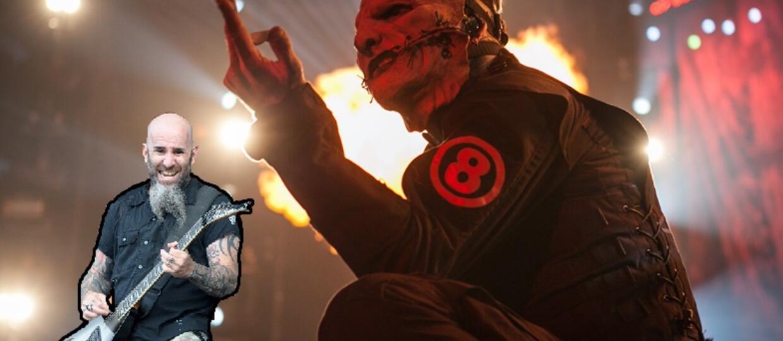 Corey Taylor: Mogłem być wokalistą Anthraxu