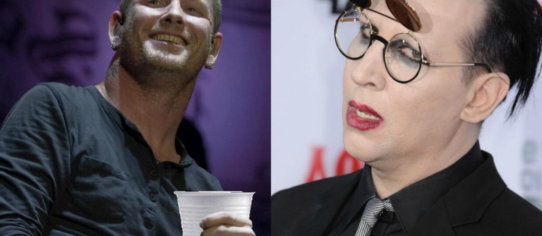 Corey Taylor: Piłem własne wymiociny przed Marilynem Mansonem
