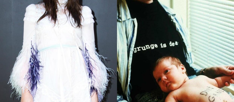Córka Kurta Cobaina złożyła mu hołd w jego 50. urodziny