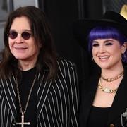 Ozzy Osbourne z córką Kelly