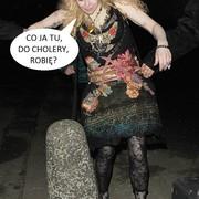 Courtney Love potwierdziła swoje dziwactwo