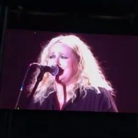 Cover Kultu doprowadził Nosowską do łez na Woodstocku