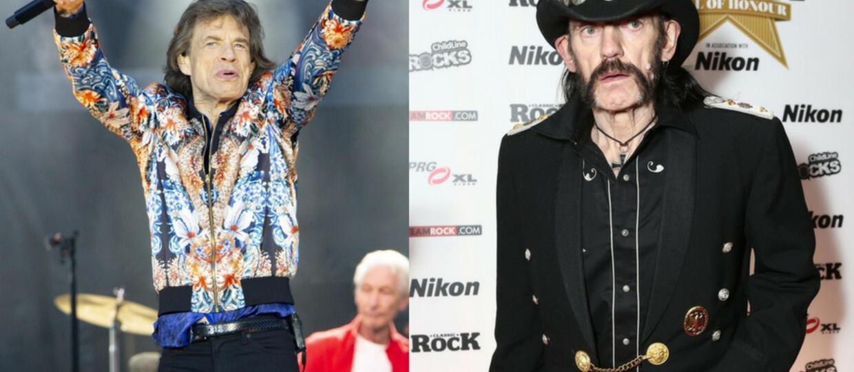Cover The Rolling Stones w wykonaniu Motörhead pojawił się w reklamie luksusowego samochodu