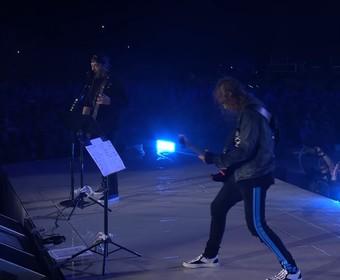 Metallica gra Rammsteina