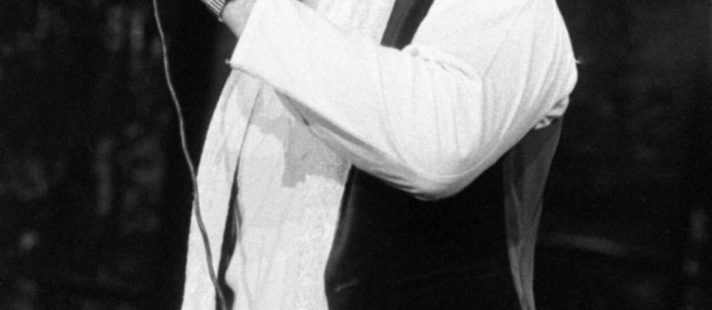 "Czesław Niemen w utworze Jimiego Hendrixa ""Little Wing"""
