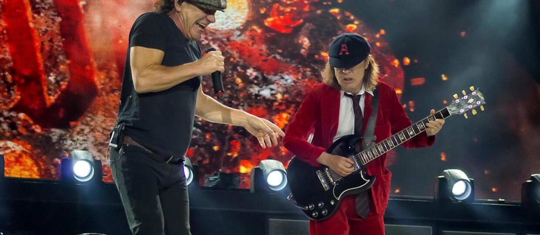 Czy AC/DC nagrywa nowy album z Brianem Johnsonem i Philem Ruddem?
